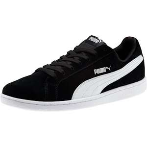 Puma Smash suede trainers in black (various sizes available) for £34.35 delivered using code @ Puma