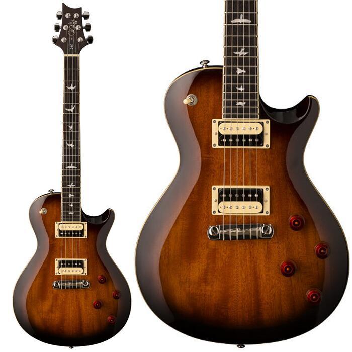 PRS SE 245 Standard Tobacco Sunburst - Single Cut Electric Guitar - £449 @ PMT