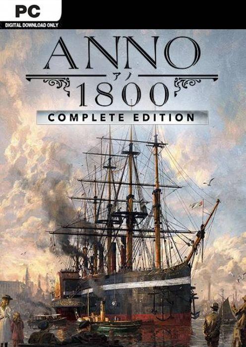 ANNO 1800 - Complete Edition PC (EU) £27.99 at CDKeys