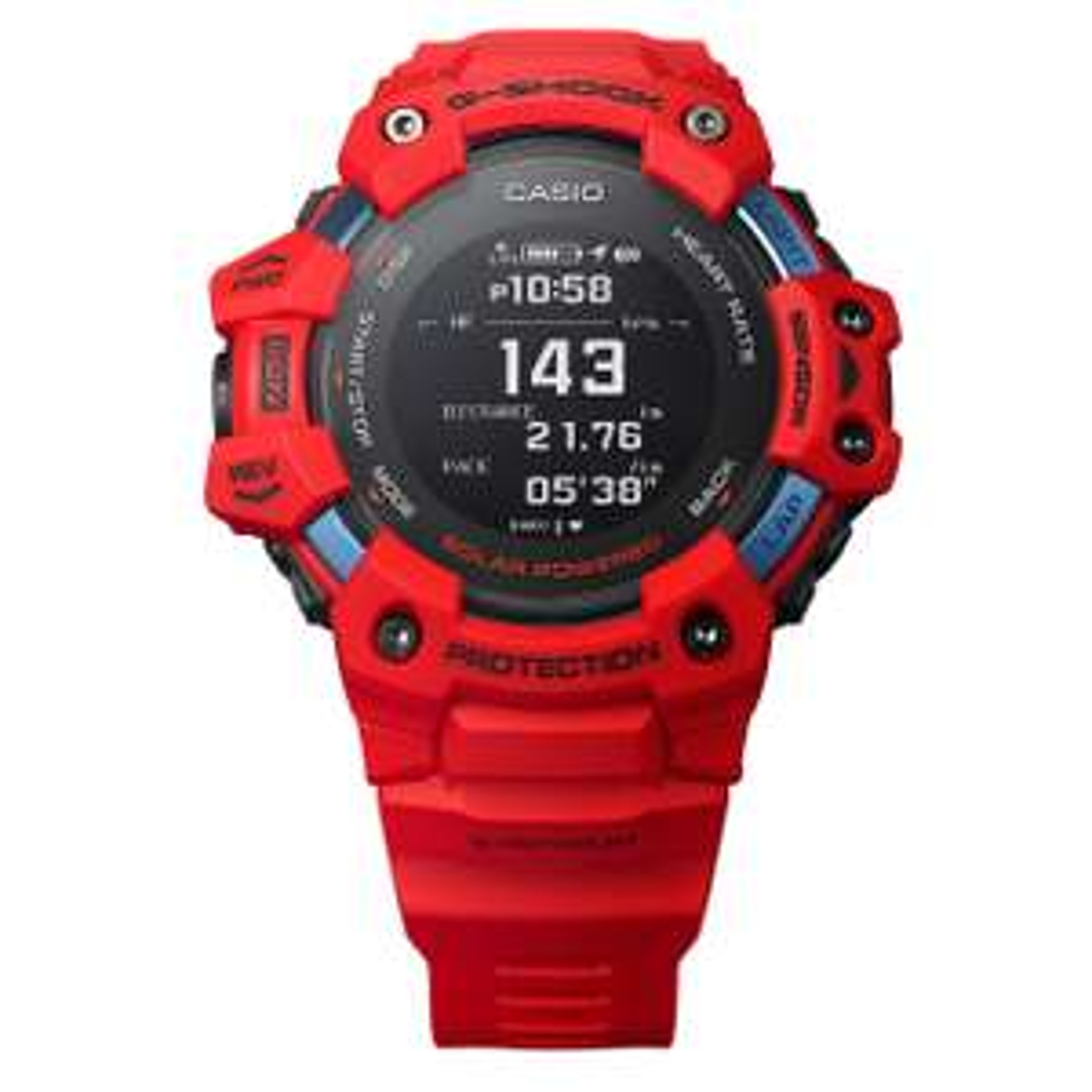 Casio G-Shock Heart Rate Monitor GBD-H1000-4ER - £305 @ Beaverbrooks