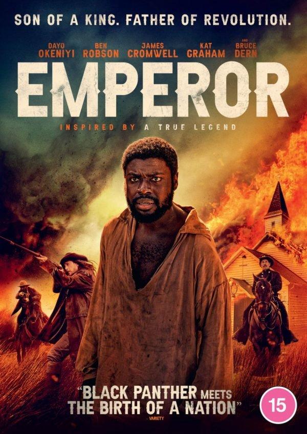 Emperor (New Release Film) - 99p to rent / £2.49 to buy @ Amazon Prime Video