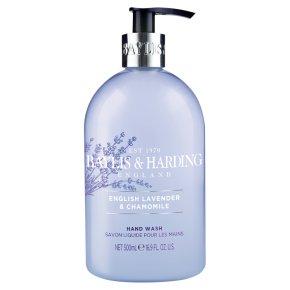 Baylis & Harding Lavender Hand Wash500ml £1.33 @ Waitrose & Partners