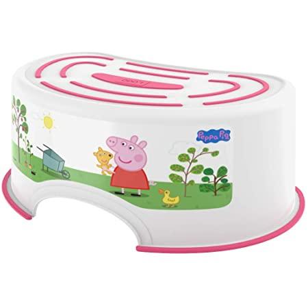 Peppa pig step up stool - £1.25 @ Morrisons Worthing