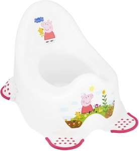 Peppa Pig Steady Potty with Non Slip Feet - £1.25 instore @ Morrisons, Worthing