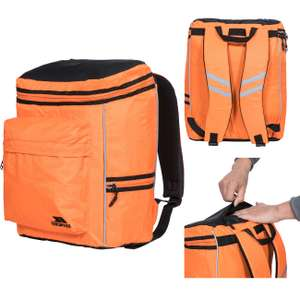 Trespass Idie 27 Litre Orange Reflective Hiking Backpack £11.94 delivered, using code @ Trespass