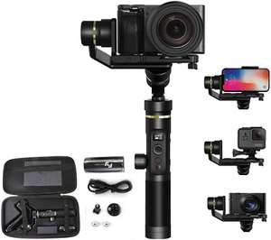 FeiyuTech G6 Plus 3-Axis Handheld Gimbal for GoPro, smartphones, compact cameras for £119.20 delivered using code @ eBay / cameracentreuk