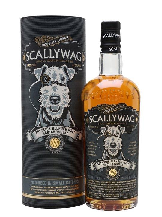 Scallywag whisky £28 @ Morrisons (Hamilton)