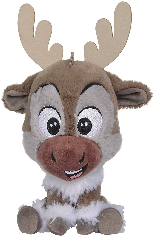 Reindeer Chunky Plush Toy Sven £9.52 (+£4.49 non-prime) @ Amazon