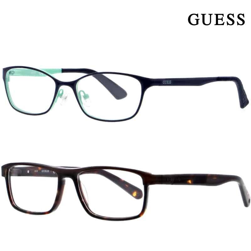GUESS Prescription Glasses now £30 / Prescription Sunglasses £42 delivered using code @ Low Cost Glasses