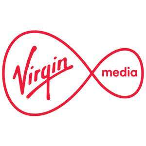 Virgin Media – M100 Fibre Broadband - £24pm + £75 Amazon Voucher (18 month - £432 total) via Broadband Choices