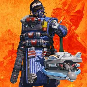 Apex Legends - Caustic Skin: Cold Blooded - (All Platforms) Free @ Amazon Prime Gaming