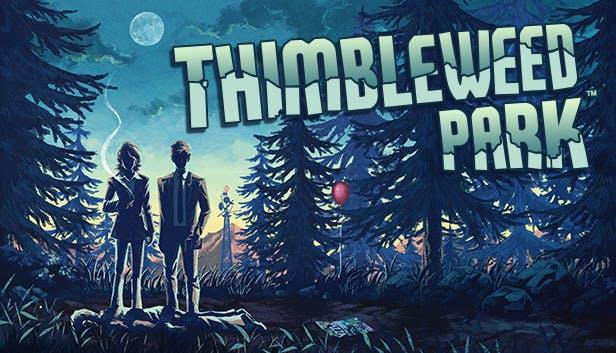 Thimbleweed Park (Steam PC/Mac/Linux) £4.49/ £3.49 Choice @ Humble Bundle
