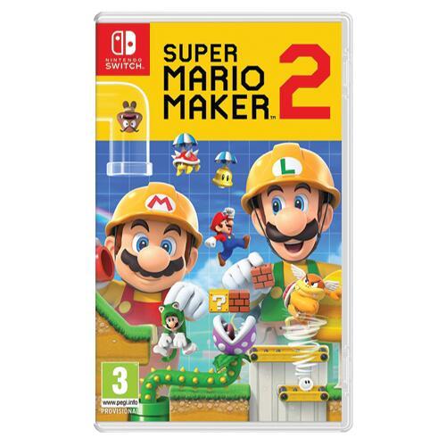 Super Mario Maker 2 ( Nintendo Switch) £30 Delivered @ Monster-Shop