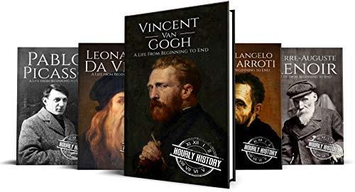 Biographies of Artists: Vincent van Gogh, Leonardo da Vinci, Michelangelo Buonarroti, Renoir, Picasso Kindle Edition - Free @ Amazon