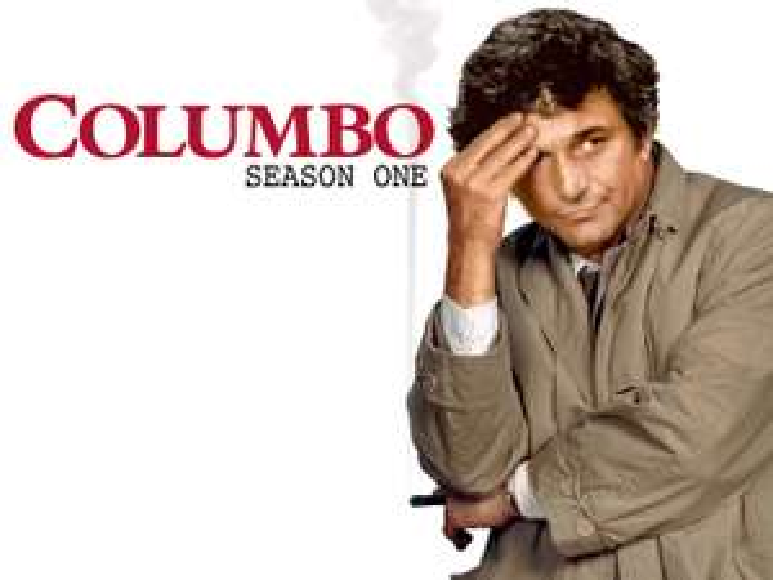 Columbo - Season 1 in HD £3.99 at Amazon Instant Video