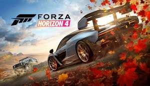 Forza Horizon 4 on Steam £35.74 @ Steam