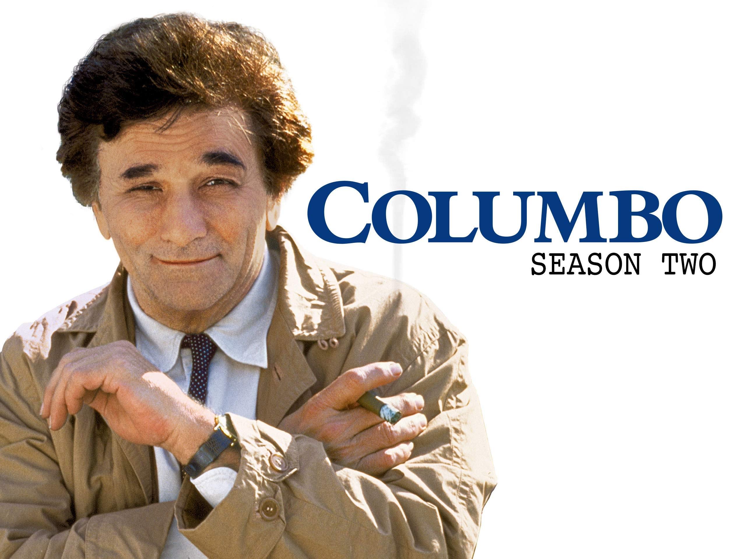 Columbo - Season 2 in HD £3.99 at Amazon Instant Video