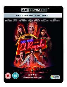 Bad Times At The El Royale (and others) £9.99 (+£2.99 Non Prime) @ Amazon