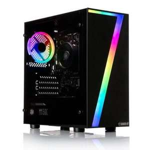 AWD Seven AMD Ryzen 3 3200G 4.0Ghz Quad Core PC For Gaming £269.99 at AWD-IT