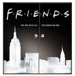 Friends: The Complete Series DVD 40 discs Used - £7.49 delivered @ Music Magpie