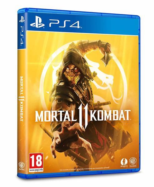 Mortal Kombat 11 PS4 Delivered @ Shopto.net