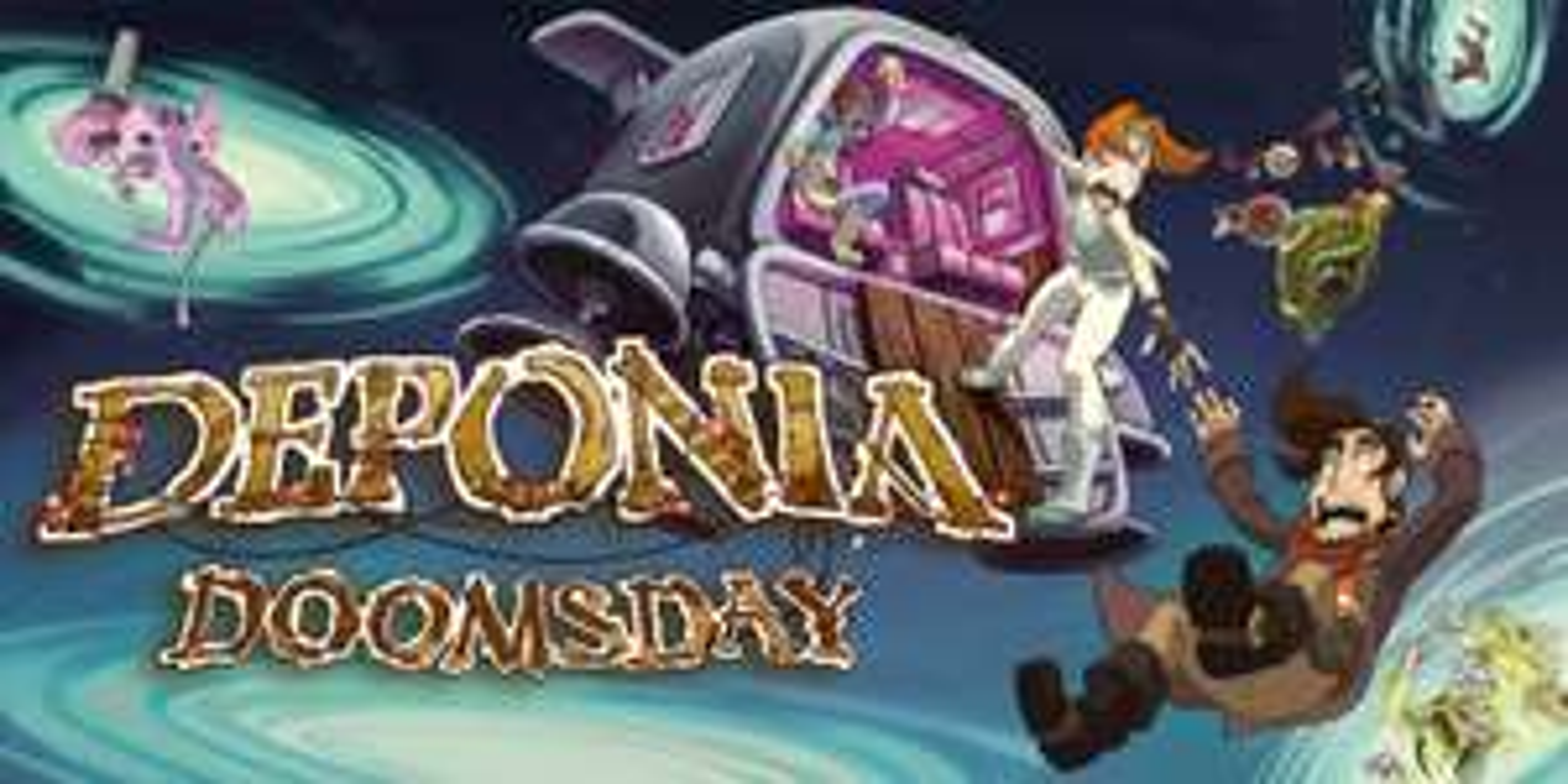 Deponia Doomsday - Nintendo Switch eshop £1.79