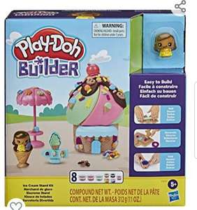 Play-Doh Builder Ice Cream Stand Toy Building Kit @ Amazon