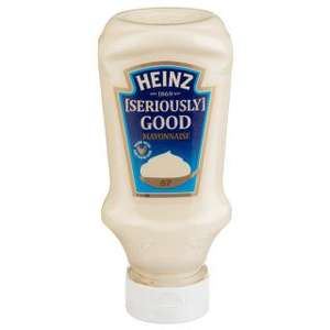 Heinz Seriously Good Mayonnaise 220ml 29p @ B&M small heath