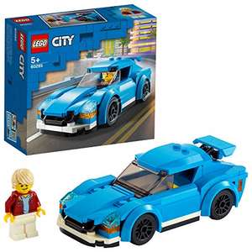 LEGO 60285 City Great Vehicles Sports Car £7.50 (Prime) + £4.49 (non Prime) at Amazon