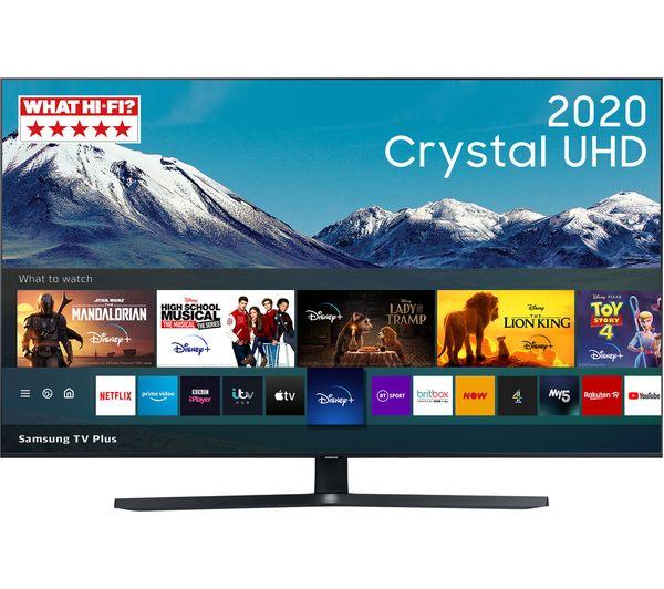 SAMSUNG UE65TU8500 (2020) HDR 4K Ultra HD TV, 65 inch with TVPlus/Freesat HD £724 hughes-electrical eBay