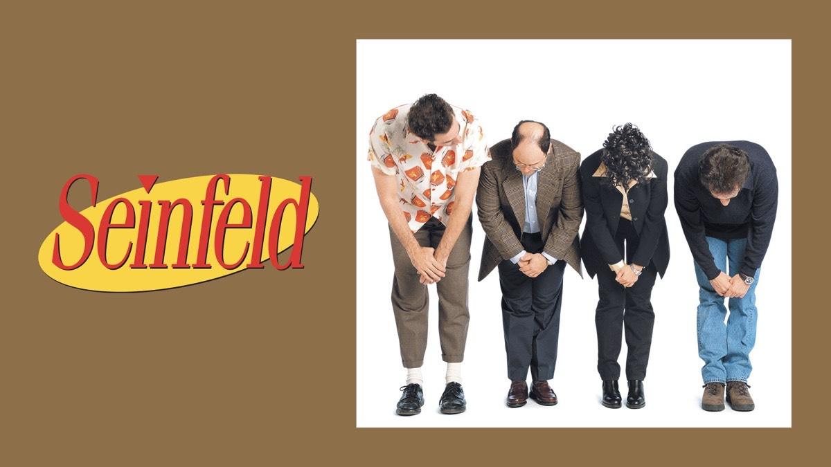 Seinfeld (Complete Series) - £39.99 @ Apple Store