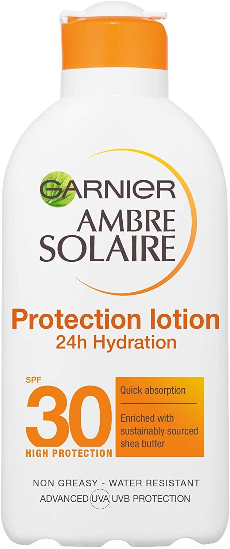 Ambre Solaire SPF30 suncream 200ml - £4.99 Prime / £3.74 S&S (+£4.49 non-Prime) @ Amazon