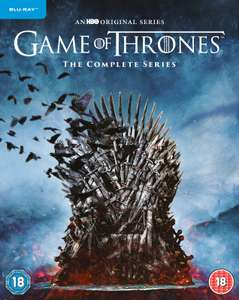 Game of Thrones Seasons 1-8 - The Complete Series [2019] (Blu-ray) - £79.99 delivered @ TheEntertainmentStore / eBay