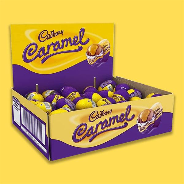 Cadbury Caramel / Creme Egg x48 £13 / £15 @ Yankee Bundles
