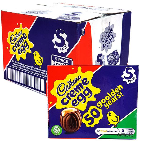 140 X Cadbury Creme Eggs £35 @ Yankee Bundles