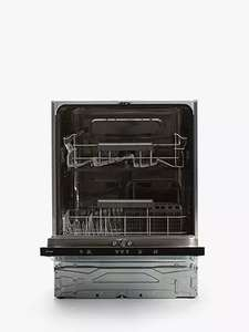 John Lewis & Partners JLBIDW1319 Fully Integrated Dishwasher - £349 delivered @ John Lewis & Partners