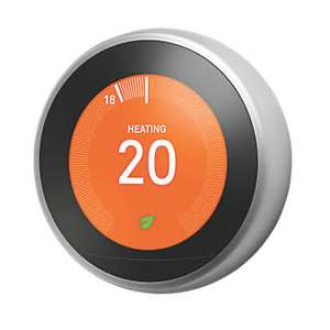 Nest Thermostat 3rd Gen with free Google Nest Mini £189 @ Toolstation
