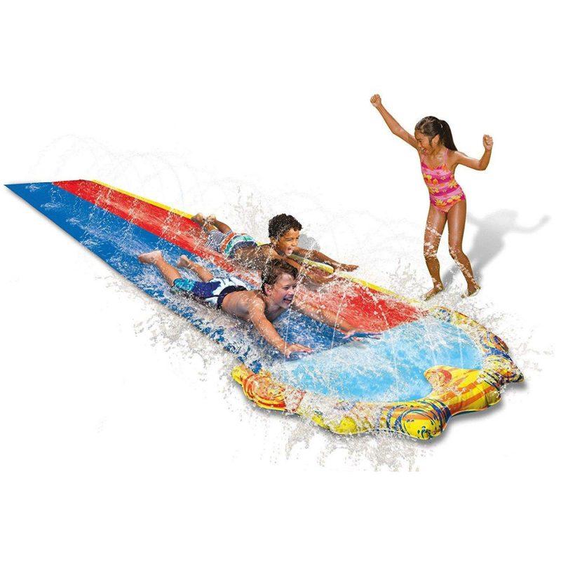Dual Splash Sprint Racing Slip n' Slide £10 delivered @ Yankee Bundles