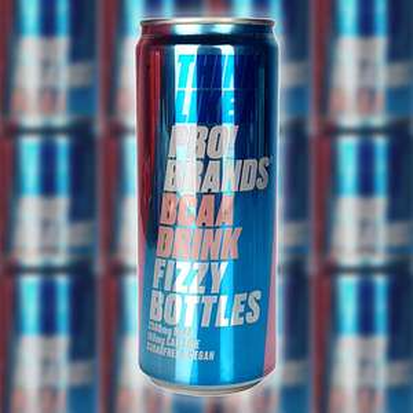 24 x pro brands bcaa drink fizzy bottles flavour 330ml cans £10 @ Yankee Bundles