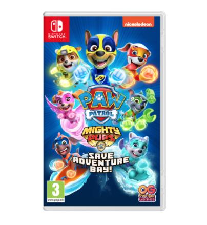 Paw Patrol Mighty Pups on Nintendo Switch £24.49 from Nintendo eshop