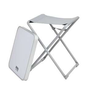 ProAction 2 in 1 Camping Stool and Table, £6 Free click and collect (Limited Stock) at Argos