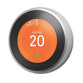 Nest Thermostat 3rd Gen £169 @ Screwfix