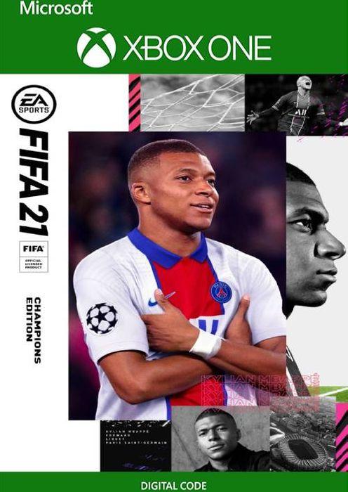FIFA 21 - Champions Edition (Xbox One/Xbox Series X|S) - £14.99 @ CDKeys