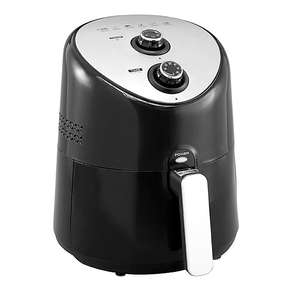 George Home Black Compact Air Fryer 1.5L for £22 @ Asda