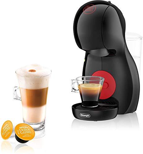 DeLonghi Nescafé Dolce Gusto Piccolo XS Pod Capsule Coffee Machine, Espresso, Cappuccino and more, EDG210.B, Black & Red - £34.99 @ Amazon
