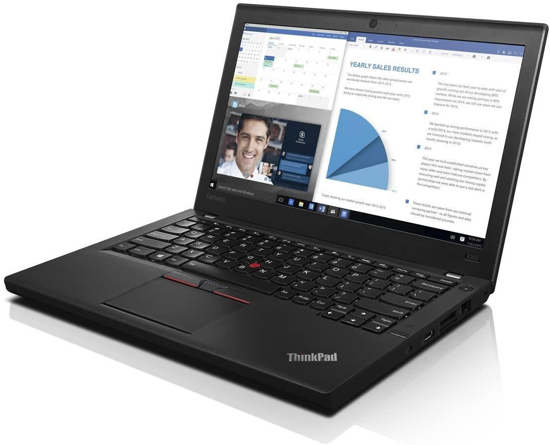 Lenovo Thinkpad X260 Laptop i5 6300U 8GB 256GB *refurbished* Grade B - £192 delivered using code @ ITZOO