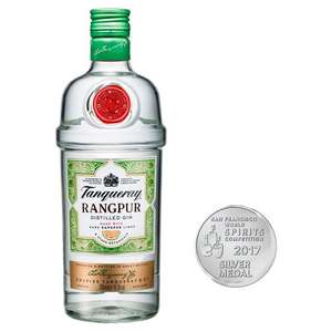 Tanqueray Rangpur gin 70cl 41.3% for £19 at Morrisons