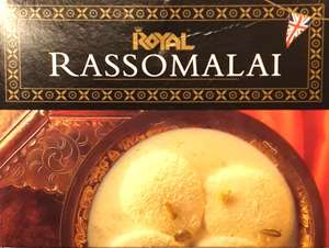 Royal Rassomalai 500g £2.50 / Gulabjam 500g £2 / Gajar Halwa 250g £2.40 (+ Delivery Charge / Minimum Spend Applies) @ Asda