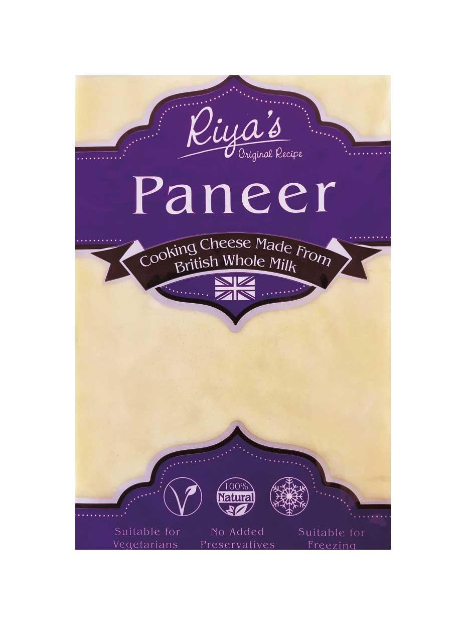 Riya's Paneer 500g £2.79 + Delivery Charge / Minimum Spend Applies at Asda
