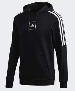 Adidas 3-Stripes Hoodie (S - XXL) £21.23 With Code & Free Delivery Via App at adidas
